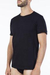 T-shirt Barcellona Nero - Czarny Pierre Cardin